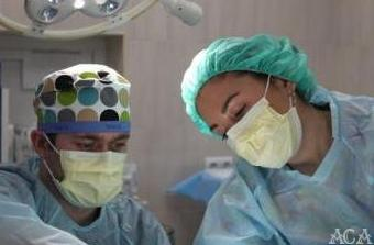 Cosmetic Surgeons in the OR